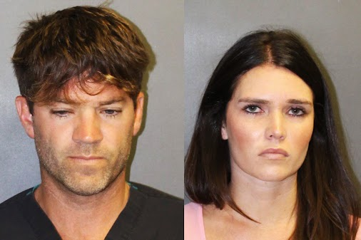 A California doctor and his girlfriend are accused of drugging women. Grant Robicheaux and Cerissa Riley...
