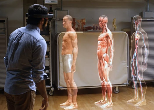 Microsoft HoloLens Demonstrations Being Held Across The US And Canada - Geeky Gadgets