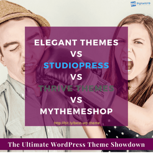 The Ultimate Theme Showdown: Know Which WP Theme Is Made For You