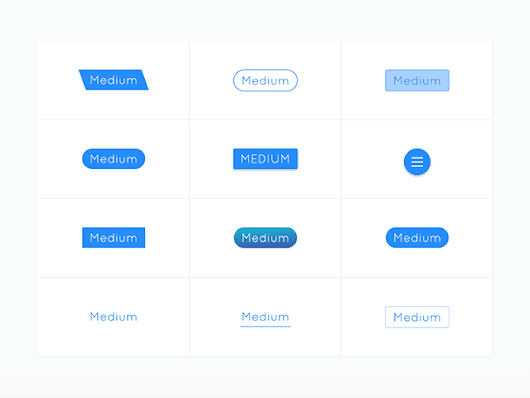bttn.css - A set of ready-coded CSS buttons - Freebiesbug