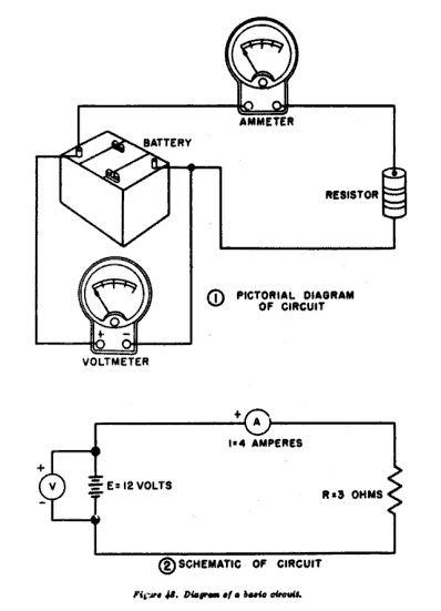 Electronic Diagram Over Voltage Protector