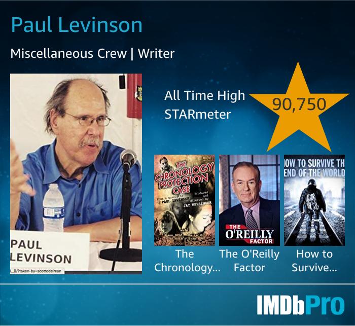 Paul Levinson's Infinite Regress: Gomorrah Season 2 Finale: The