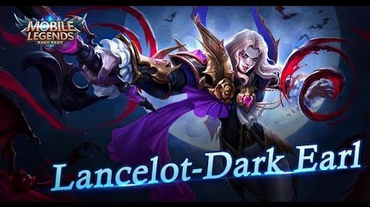 Wallpaper Mobile Legend Hd Lancelot Starlight