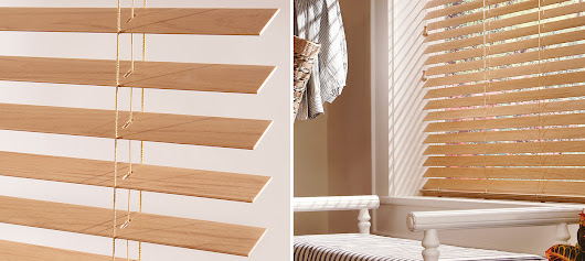 Faux Wood Blinds - EverWood® Renditions™ | Hunter Douglas