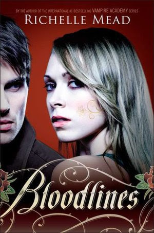 Bloodlines (Bloodlines Series #1)