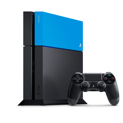 Japan Gets Nine Coloured PS4 HDD Panels Options, Coming in November 2015