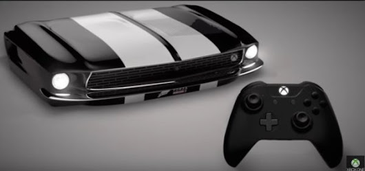 This Ford Mustang Inspired Xbox One has Me Hoping - Torque News