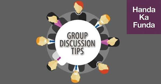 Group Discussion Tips – How to approach a topical Group Discussion