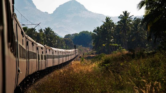 The longest train journey in India