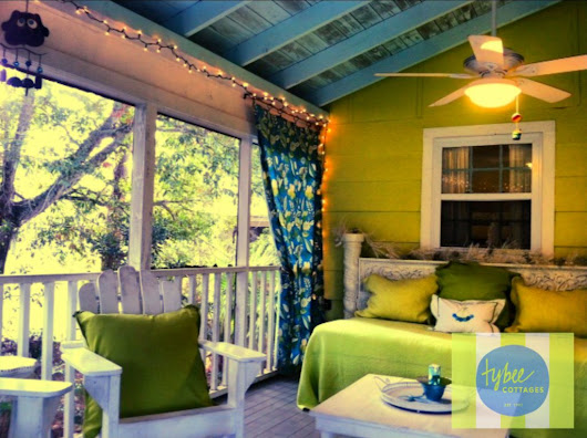 Vacation Rental - Island Dog Days of Summer | Tybee Cottages