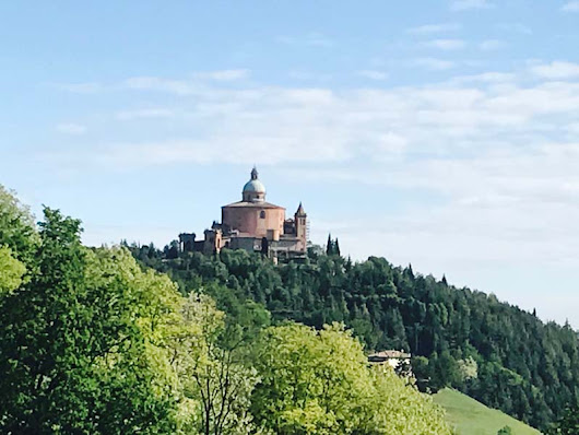 A Pilgrimage to the Sanctuary of the Madonna di San Luca | Lissa Rankin