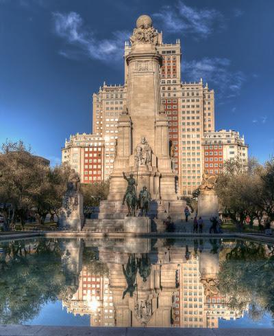 Plaza de España, Madrid (by Fil.ippo)