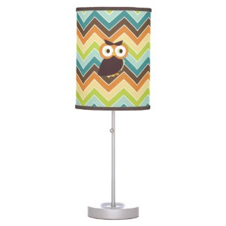 Owl {nursery} Lamp