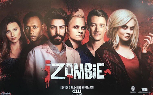 iZombie – Season 3, Episode 1 - Bloody Whisper