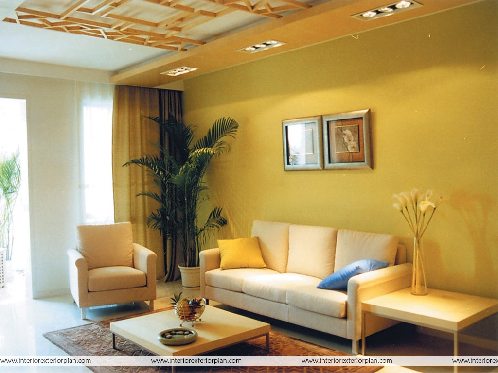 Interior Exterior Plan  Relaxation in peace with stunning living room