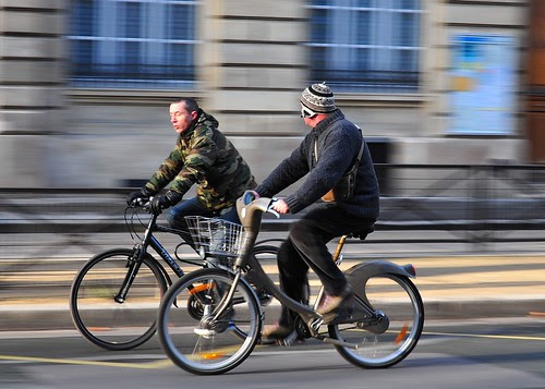 The social bike