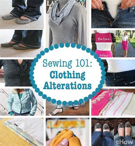 25  best ideas about Sewing alterations on Pinterest