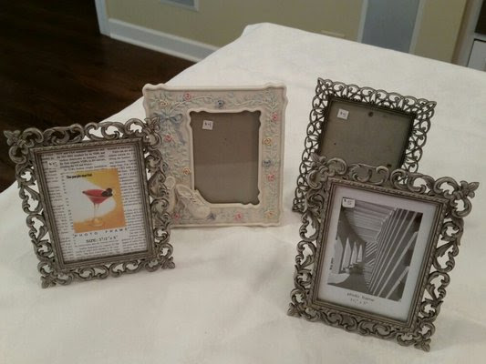 Picture Frames 3 12 X 5 Household For Sale On Naperville Bookoo