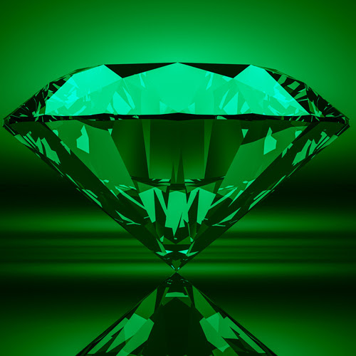 15 Shades of Green: Emerald Etymologies by Dictionary.com