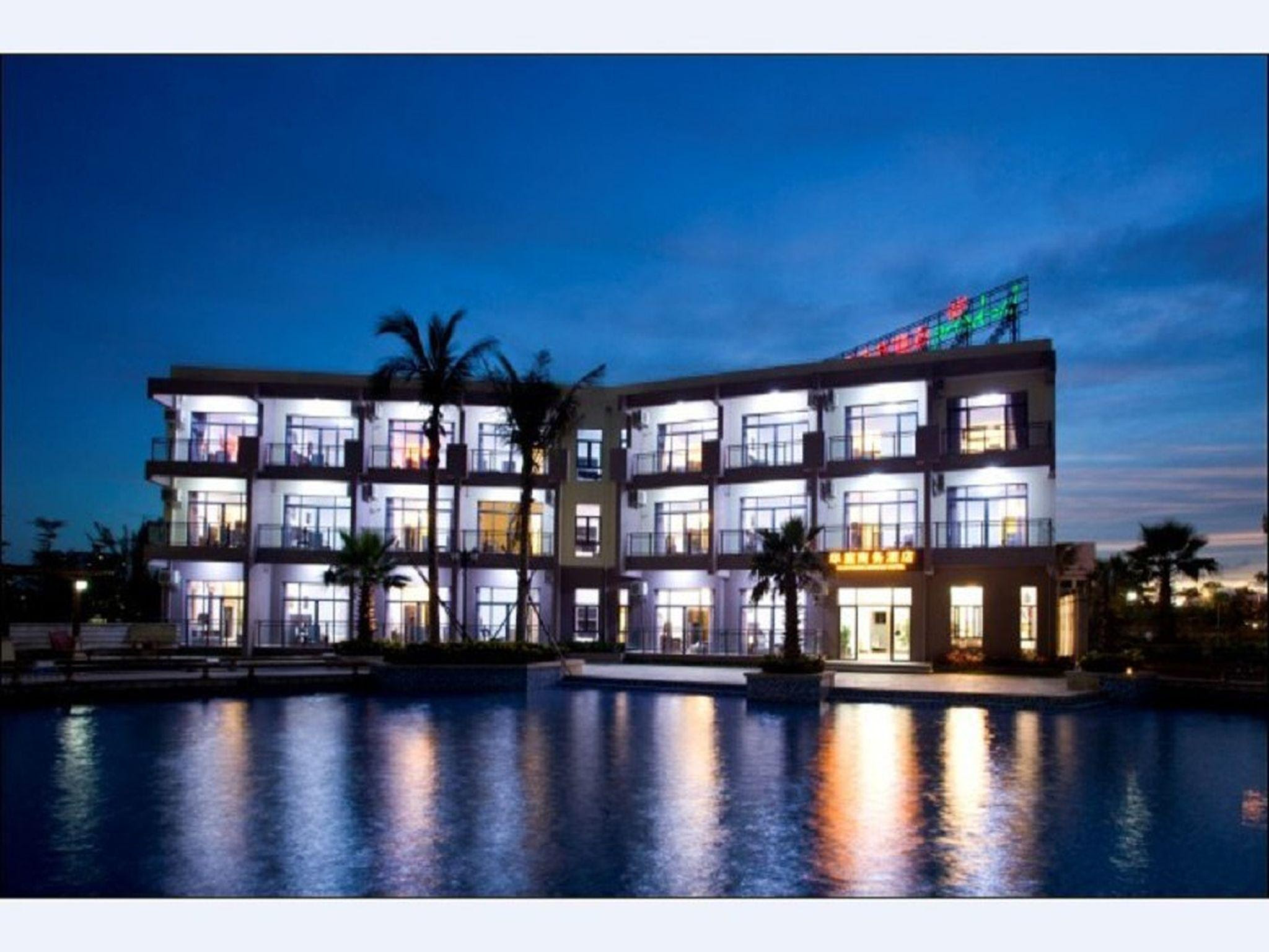 Review Huating Business Hotel