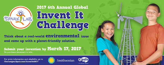 Invent It 2017 – 2017 6th Annual Global Invent It Challenge