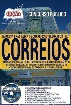 apostila Concurso Correio edital 2017/ 2018