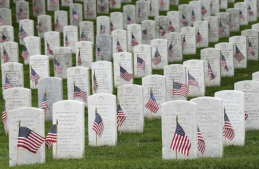 Why Memorial Day is often confused with Veterans Day (but shouldn't be)
