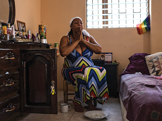 Queer Haitians Find a Refuge in Vodou