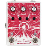 Earthquaker Devices Astral Destiny Octal Octave Reverberation Odyssey