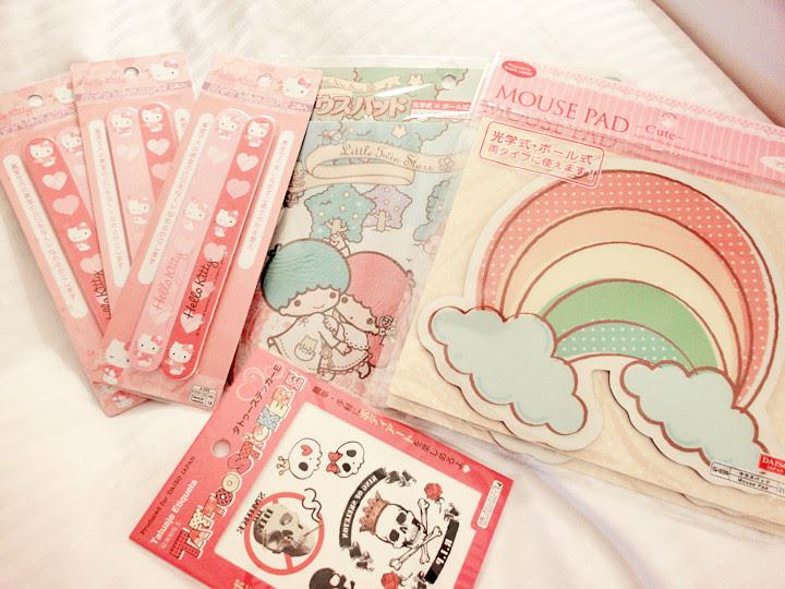 buys from taipei daiso