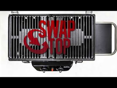 RV Product Showcase: Coleman NXT Grills, Eaz-Lift Power Jack, Flow-Through Wash Brush, Caribou Coolers,
