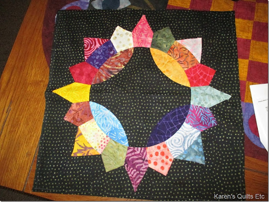 Donation Quilts and Brimfield Awakening