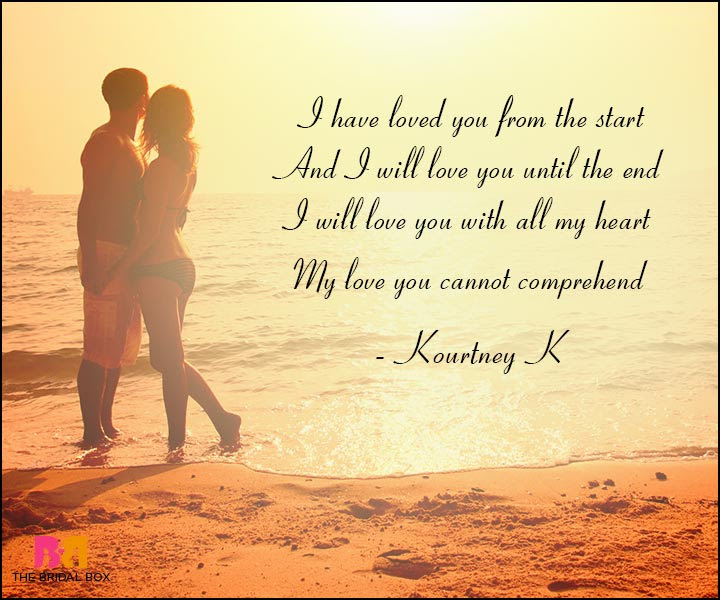 Short Romantic Love Poems Perfect For Expressing Love