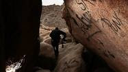 Historic Joshua Tree sites blighted by city's ills