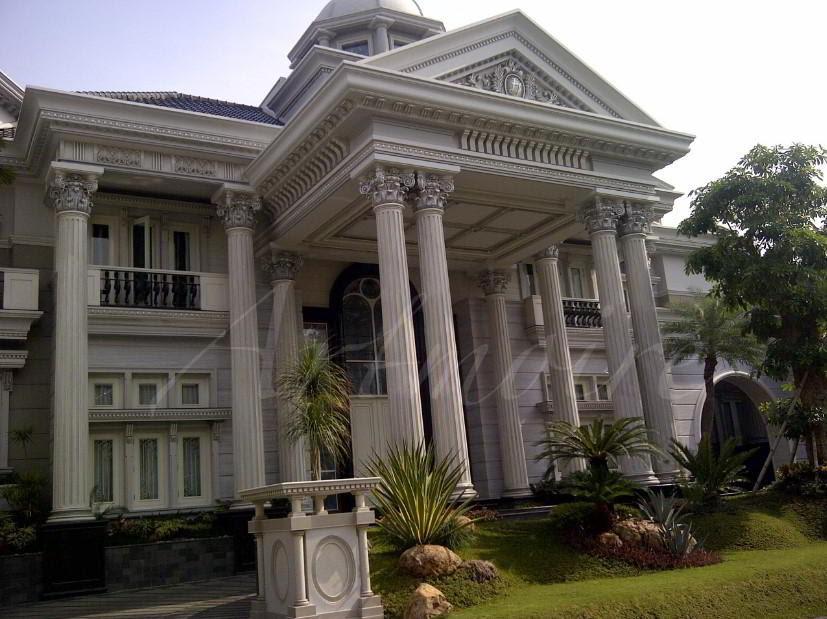 Model Tiang Teras Rumah Mewah 2 Lantai Info Terkait Rumah
