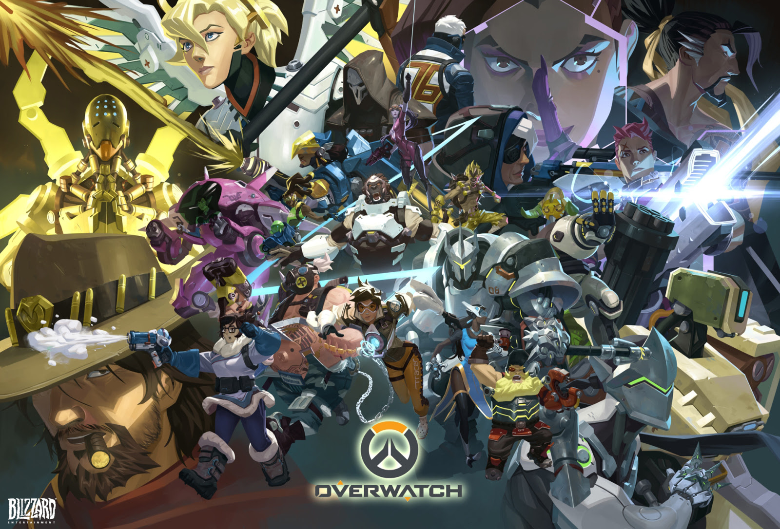 Overwatch anniversary event and Game of the Year Edition incoming screenshot