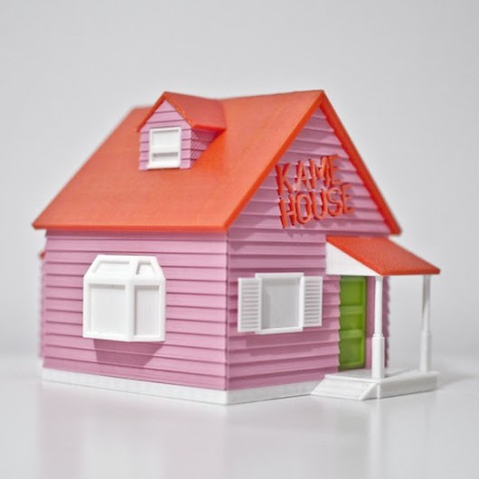 Design of the Week: Kame House from Dragon Ball