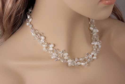 Find Out Your Trendy Fashion with Diamond Beads Jewellery