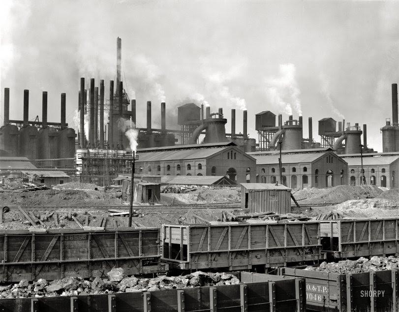 Smokestack Industry: 1906