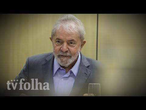 Exclusivo: Entrevista do ex presidente Lula na íntegra a folha.