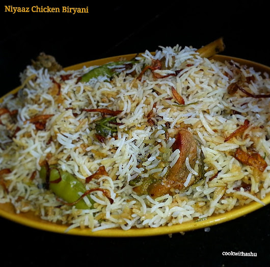 NIYAAZ CHICKEN BIRYANI