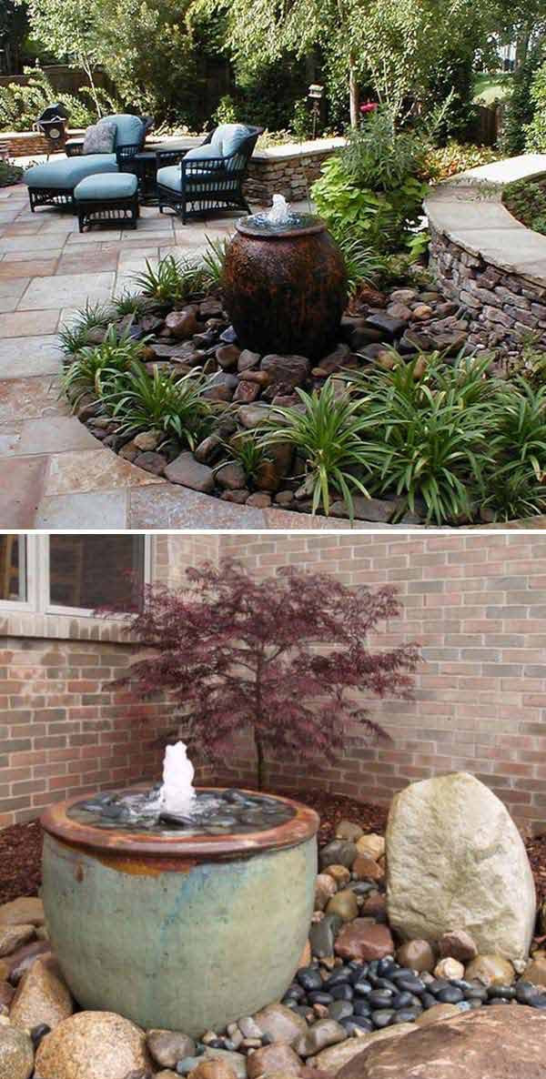 Make a Large Pot Project for Garden and Yard