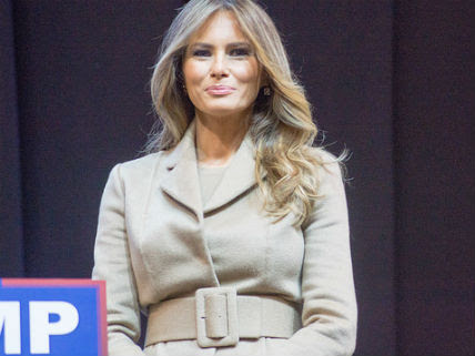 Fashion Designers Are Boycotting Melania Trump. Shouldn't Bakers and Florists Have the Same Right?