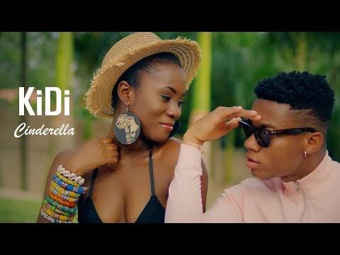 KiDi feat. Mayorkun & Peruzzi – 'Cinderella' (VIDEO)