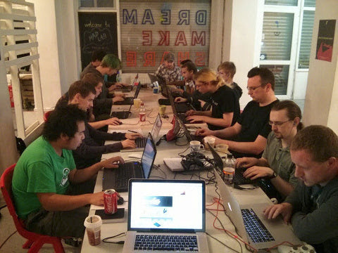 Event Alert: Manchester Game Jam, MadLab, December 10th-11th