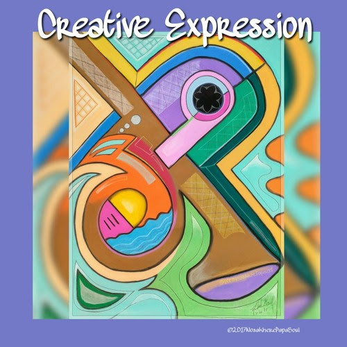 Creative Expression- Copyright2018Nosakhere Papa Soul by Life Awareness- with Nosakhere Papa Soul
