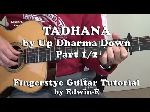 Acoustic Guitar Plucking, Etc.: Tadhana by Up Dharma Down ...