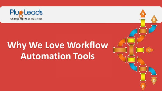 Why we love workflow automation tools