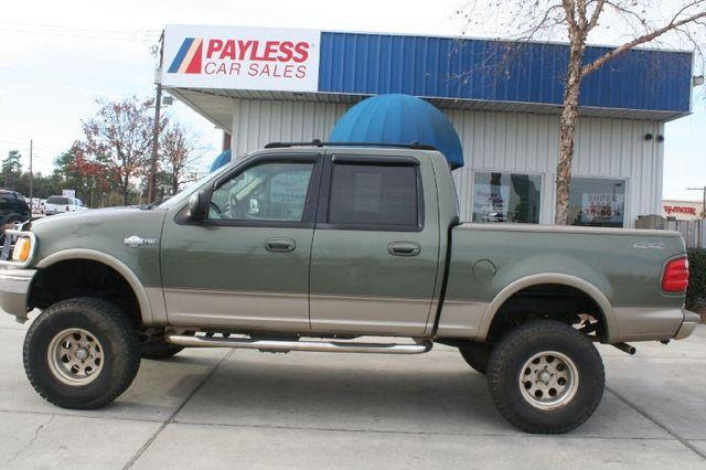 Used Ford F150 King Ranch 4x4 Truck 2001 Details Buy Used