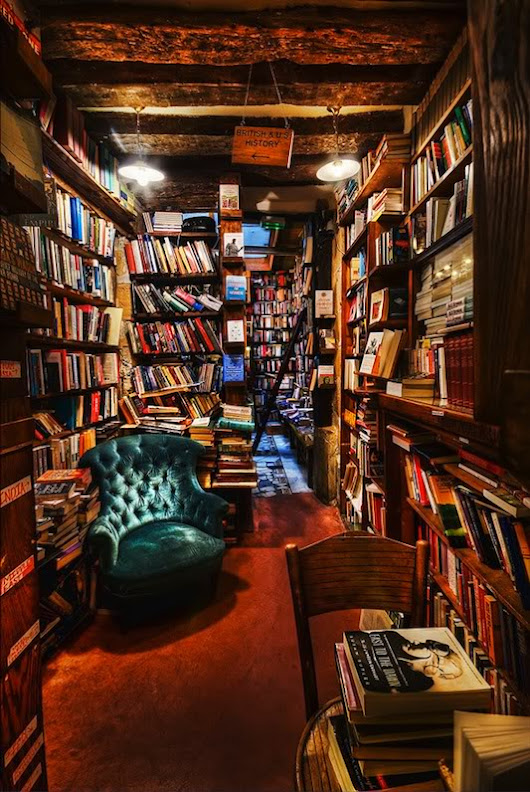 because im addicted - 10 of the most beautiful bookstores in the world